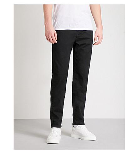 DIESEL Thommer slim-fit skinny jeans (Grey+black