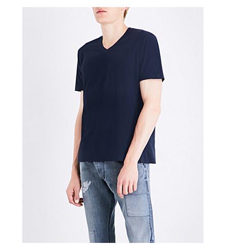 de eclipse camiseta de rene Total jersey T DIESEL marled algodón tqwHUTxRHz