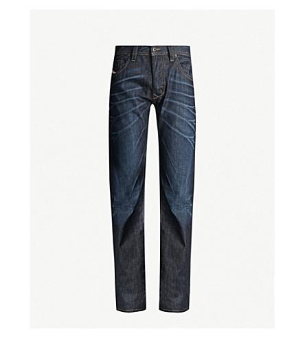 DIESEL Larkee 常规版型直牛仔裤 (牛仔布