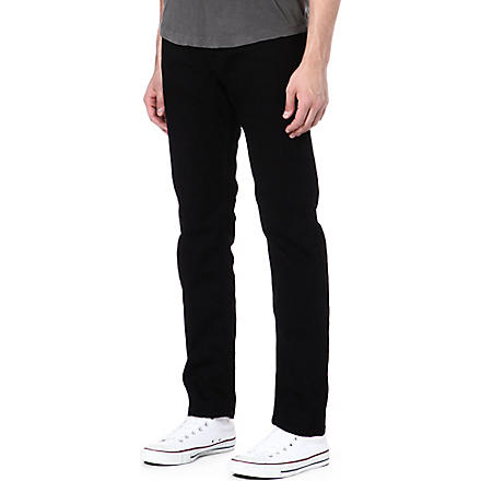 DIESEL Belther regular-fit tapered jeans (01 (denim)