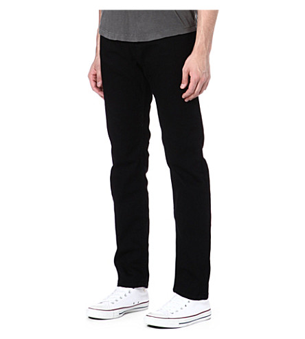 DIESEL Belther slim-fit tapered jeans (01+(denim)
