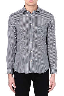 DIESEL Stripe cotton shirt