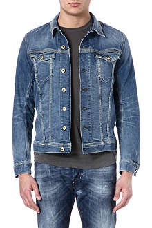 DIESEL Jinka stretch denim jacket