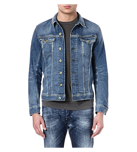 DIESEL Jinka stretch denim jacket (01 (denim)