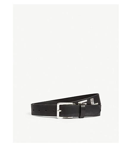 DIESELB 型粗皮皮带 (黑色