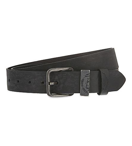 DIESEL B-frag belt (Black