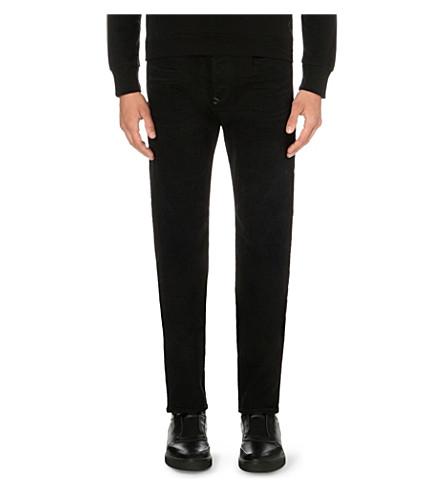 DIESEL Buster 0674n regular-fit tapered jeans (Denim