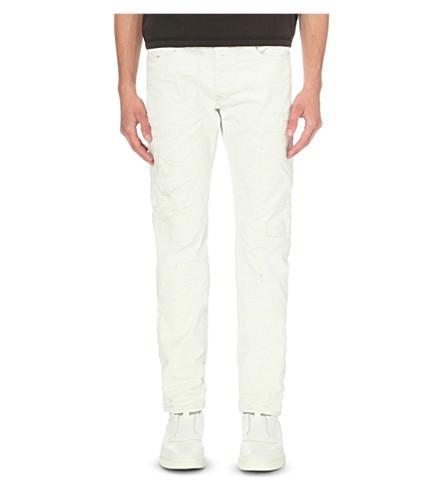 DIESEL Buster 0677p regular-fit tapered jeans (Denim