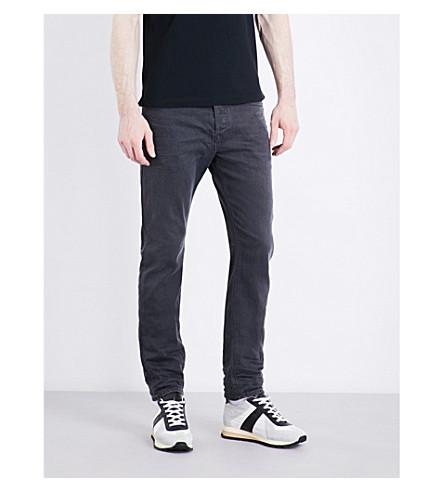 DIESEL Buster slim-fit skinny jeans (Black