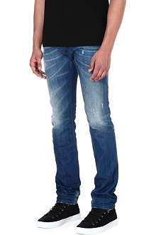 DIESEL Thavar slim-fit straight jeans 32