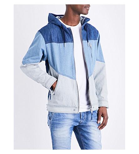 DIESEL D-olaf denim jacket (Blue