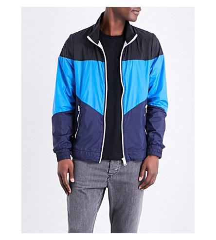DIESEL J-thach shell jacket (Black