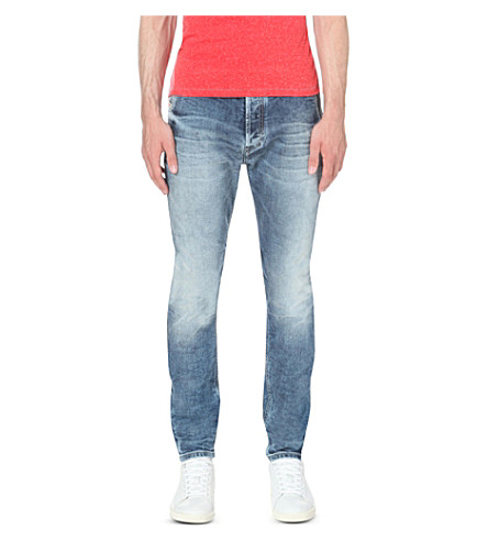 DIESEL Kakee 0853i slim-fit skinny jeans (Denim