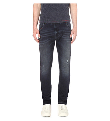 DIESEL Krooley 0674z slim-fit tapered joggjeans (Denim