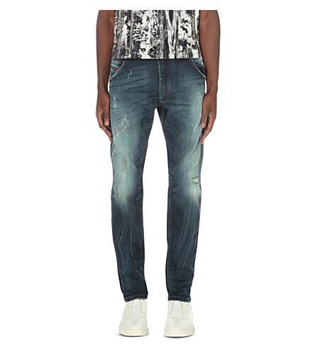DIESEL Krooley 0676 jogg jeans (Denim