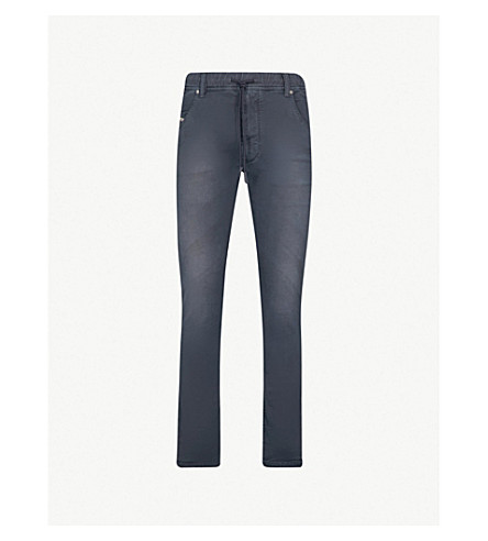 DIESEL Krooley slim-fit tapered joggjeans (Denim0670m