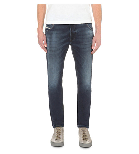 DIESEL Krooley 0848 tapered joggjeans (Denim0848k