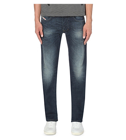 DIESEL Larkee 0853r straight jeans (Denim