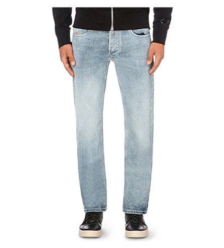 DIESEL Larkee regular-fit straight jeans (Denim