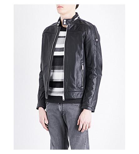 DIESEL L-ferguson jacket (Black