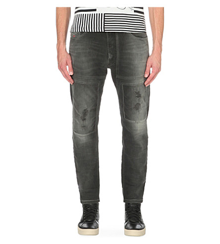 DIESEL Narrot 0855 regular-fit tapered joggjeans (Denim