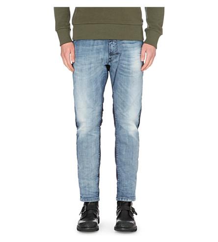 DIESEL Narrot-ne 0667 slim-fit tapered jogg jeans (Denim