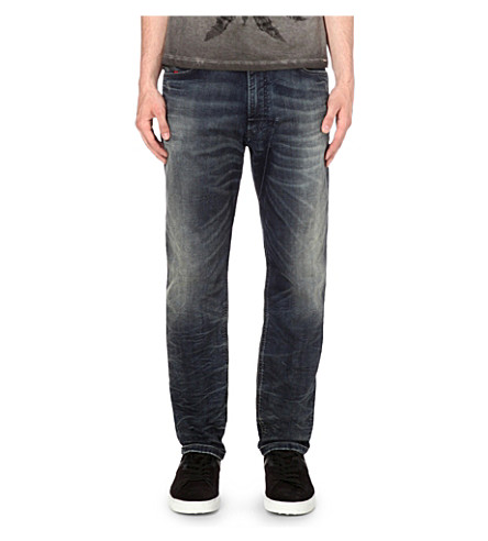 DIESEL Narrot 0674 regular-fit tapered joggjeans (Denim