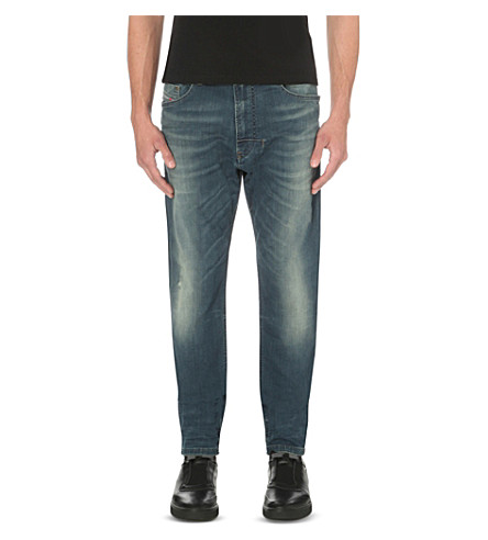 DIESEL Narrot-ne 0857 regular-fit skinny jeans (Denim