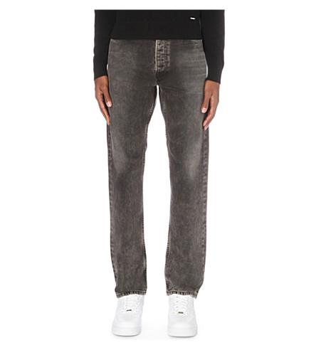DIESEL New Cheyenne 0859 regular-fit straight jeans (Denim