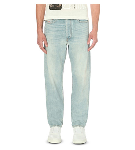 DIESEL New cheyenne 0859h regular-fit straight jeans (Denim