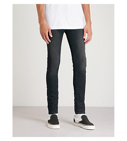 DIESEL Sleenker 修身版型牛仔裤 (牛仔布