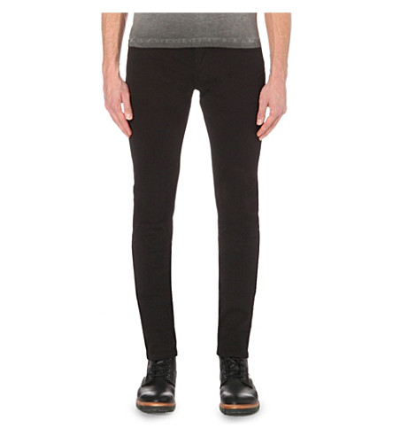 DIESEL Sleenker slim-fit skinny jeans (Black