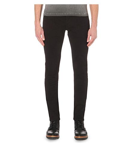 DIESEL Sleenker slim-fit skinny jeans (Black
