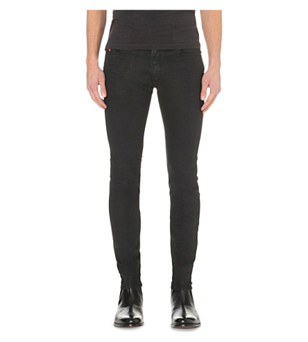 DIESEL Sleenker 0663 slim-fit skinny jeans (Denim0663q