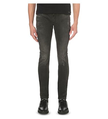 DIESEL Sleenker 0676p slim-fit skinny jeans (Denim