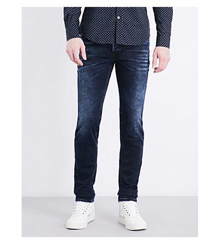 DIESEL Sleenker slim-fit skinny jeans (Denim+blue