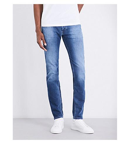 DIESEL Sleenker 0681N slim-fit skinny jeans (Denim+blue
