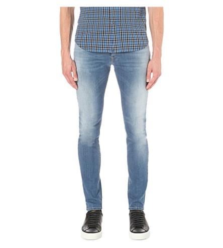 DIESEL Sleenker 0852 slim-fit skinny jeans (Denim