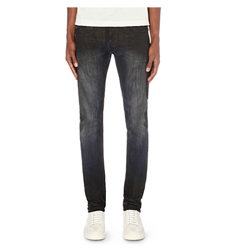 DIESEL Sleenker slim-fit tapered jeans (Denim