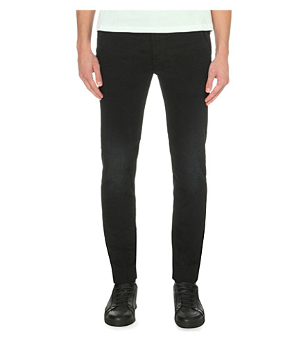 DIESEL Carrot 0677k slim-fit chino jeans (Denim