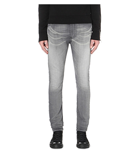 DIESEL Spender-NE 0830q slim-fit skinny joggjeans (Denim0830q