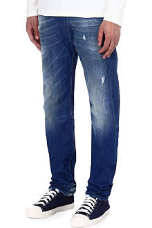 DIESEL Thavar slim-fit tapered jeans