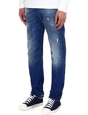 DIESEL Thavar slim-fit tapered jeans