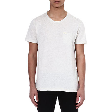 DIESEL Tcrepin pocket t-shirt (98s (grey)
