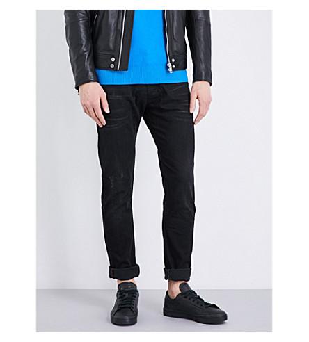 DIESEL Tepphar slim-fit skinny jeans (Black