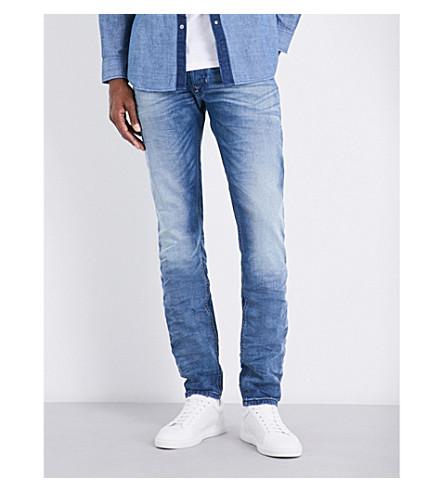 DIESEL Tepphar slim-fit skinny jeans (Denim+blue