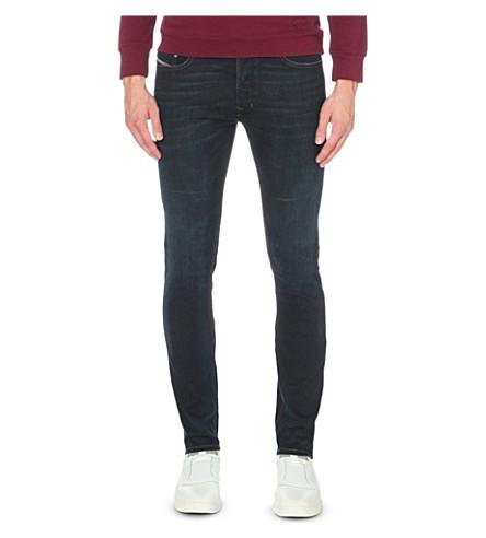DIESEL Tepphar 0857z slim-fit skinny jeans (Denim
