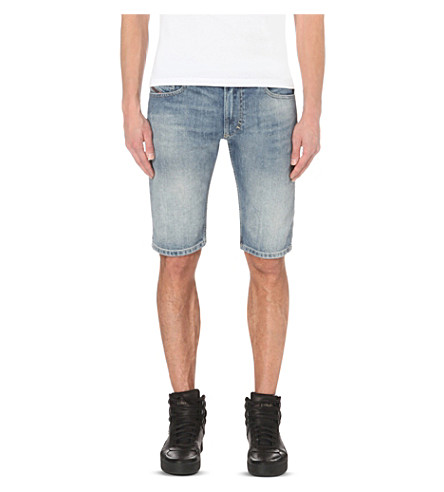 DIESEL Thashort regular-fit denim shorts (Denim