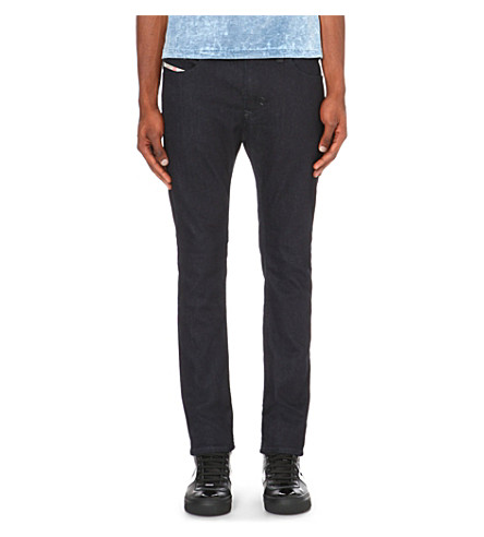 DIESEL Thavar 0607 slim-fit skinny jeans (Denim