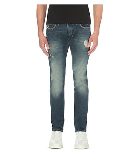 DIESEL Thavar 0854u slim-fit skinny jeans (Denim
